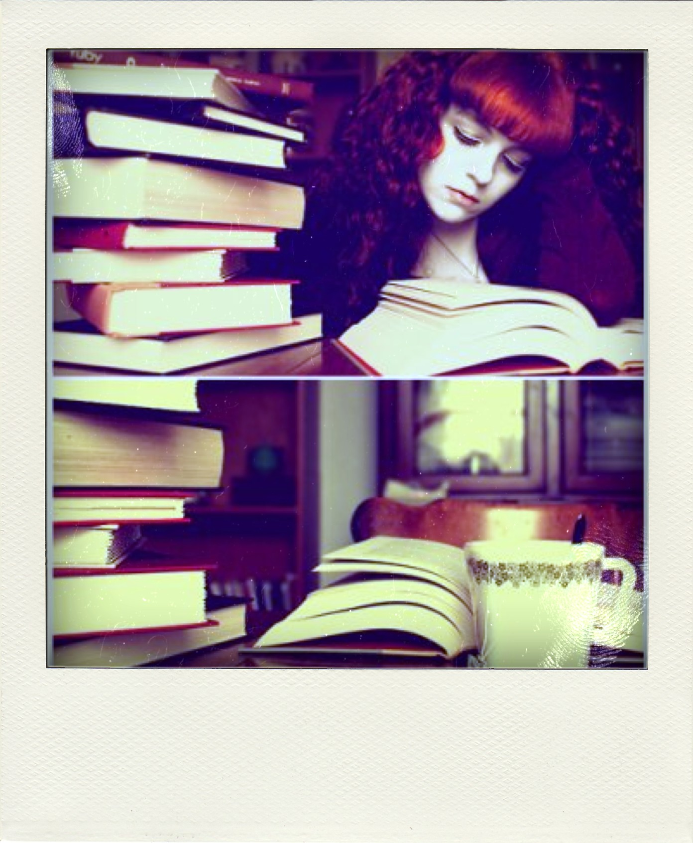 Reading, oh, neverending reading!