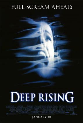 Deep Rising, un Cri dans l'océan